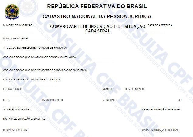 Consulta CNPJ Grátis