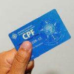 situação cadastral do CPF